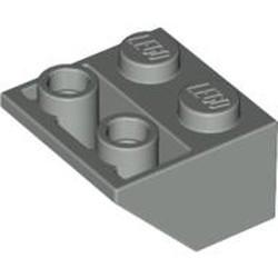 Light Gray Slope, Inverted 45 2 x 2