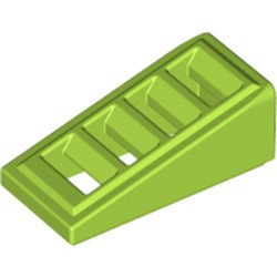 Lime Slope 18 2 x 1 x 2/3 with 4 Slots