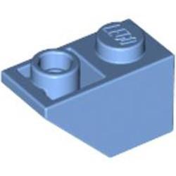 Medium Blue Slope, Inverted 45 2 x 1