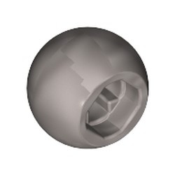 Metallic Silver Technic Ball Joint