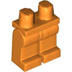 Orange Hips and Legs Plain (Monochrome) - used