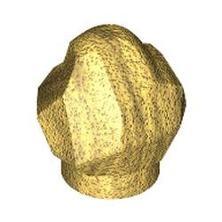 Pearl Gold Rock 1 1/3 x 1 1/3 x 1