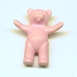 Pink Teddy Bear, Belville / Scala - used