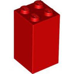 Red Brick 2 x 2 x 3