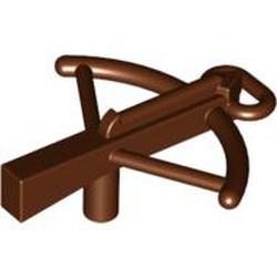 Reddish Brown Minifigure, Weapon Crossbow - used