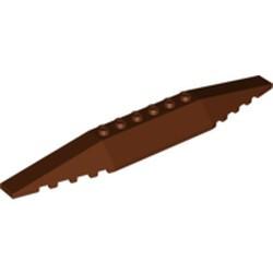 Reddish Brown Wedge 2 x 16 Triple - used