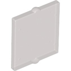Trans-Black Glass for Window 1 x 2 x 2 Flat Front - new