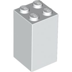 White Brick 2 x 2 x 3