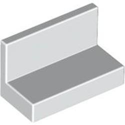 White Panel 1 x 2 x 1 - used