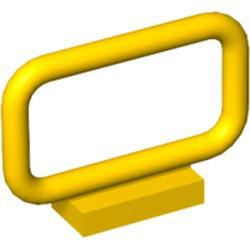 Yellow Bar 1 x 4 x 2