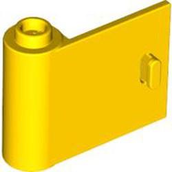 Yellow Door 1 x 3 x 2 Left - Open Between Top and Bottom Hinge