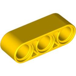 Yellow Technic, Liftarm Thick 1 x 3