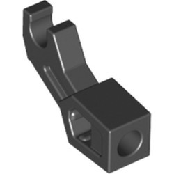 Black Arm Mechanical, Exo-Force / Bionicle, Thick Support - new