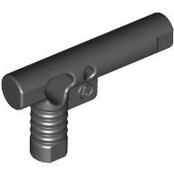 Black Minifigure, Utensil Hose Nozzle Elaborate - used