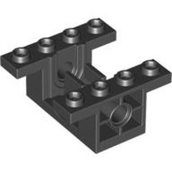 Black Technic, Gearbox 4 x 4 x 1 2/3 - used