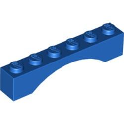 Blue Arch 1 x 6
