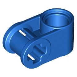 Blue Technic, Axle and Pin Connector Perpendicular