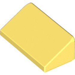 Bright Light Yellow Slope 30 1 x 2 x 2/3 - new