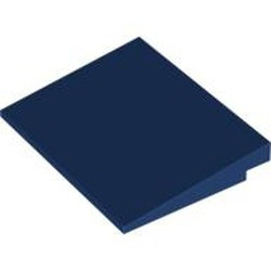 Dark Blue Slope 10 6 x 8 - used