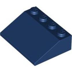 Dark Blue Slope 33 3 x 4 - used