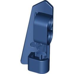 Dark Blue Technic, Panel Fairing #21 Very Small Smooth, Side B