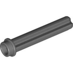 Dark Bluish Gray Technic, Axle 3L with Stud