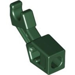 Dark Green Arm Mechanical, Exo-Force / Bionicle, Thin Support - used