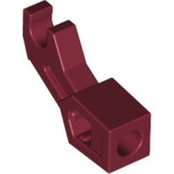 Dark Red Arm Mechanical, Exo-Force / Bionicle, Thick Support - used