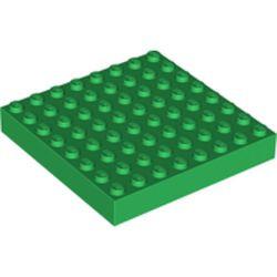 Green Brick 8 x 8