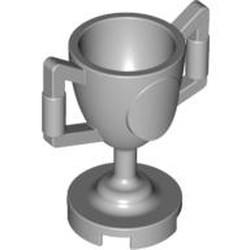 Light Bluish Gray Minifigure, Utensil Trophy Cup - used