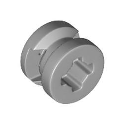 Light Bluish Gray Wheel 8mm D. x 6mm with Slot