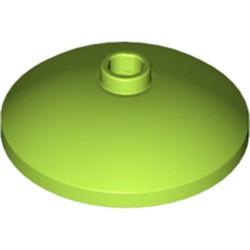 Lime Dish 3 x 3 Inverted (Radar) - used