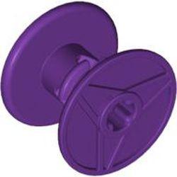 Purple Technic Reel 3 x 2