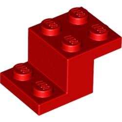 Red Bracket 3 x 2 x 1 1/3