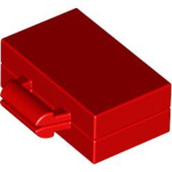 Red Minifigure, Utensil Briefcase / Suitcase