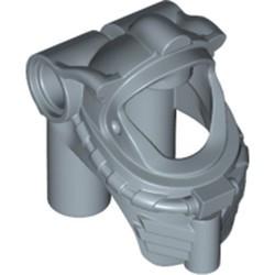Sand Blue Minifigure, Headgear Helmet Underwater / Space - used