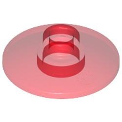 Trans-Red Dish 2 x 2 Inverted (Radar)