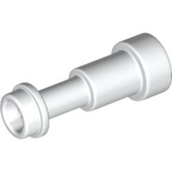 White Minifigure, Utensil Telescope - used