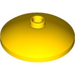 Yellow Dish 3 x 3 Inverted (Radar)