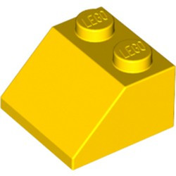 Yellow Slope 45 2 x 2