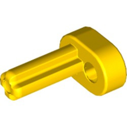 Yellow Technic, Engine Crankshaft - new