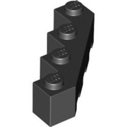 Black Brick, Modified Facet 4 x 4 - new