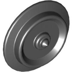 Black Train Wheel RC