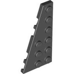 Black Wedge, Plate 6 x 3 Left - new