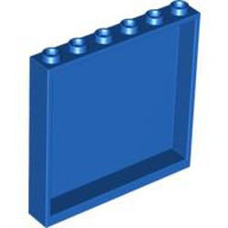 Blue Panel 1 x 6 x 5 - used
