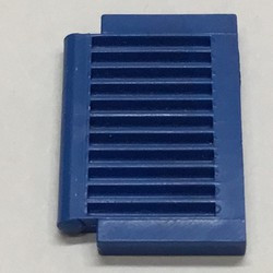 Blue Shutter for Window 1 x 2 x 2 - used
