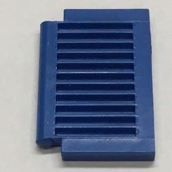 Blue Shutter for Window 1 x 2 x 2