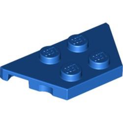 Blue Wedge, Plate 2 x 4