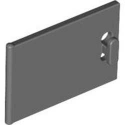 Dark Bluish Gray Container, Cupboard 2 x 3 x 2 Door