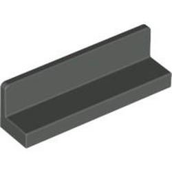 Dark Gray Panel 1 x 4 x 1 - used